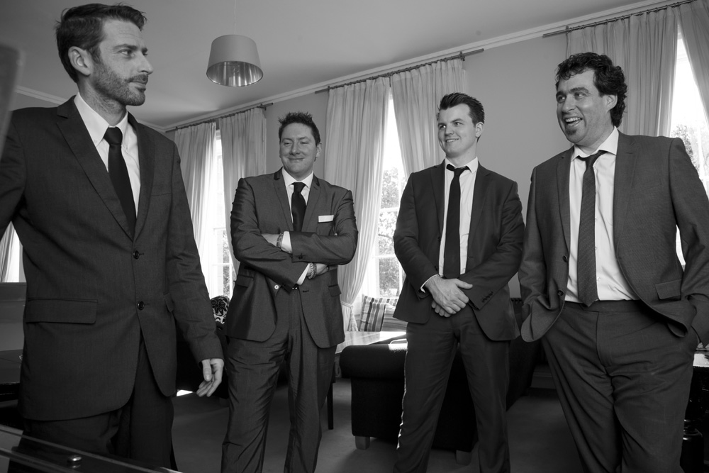 The Best Men Wedding Band - Ireland's best wedding bands