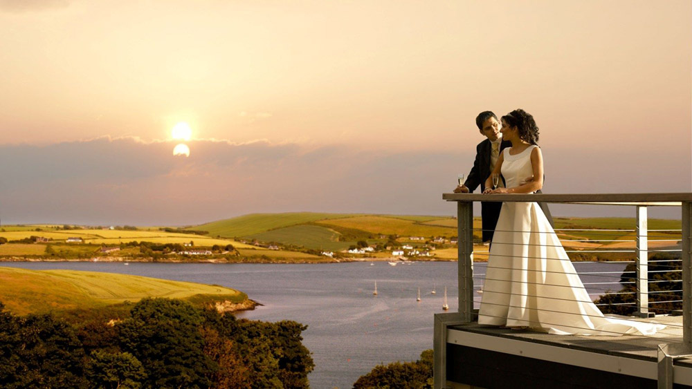 Wedding at Carlton Kinsale