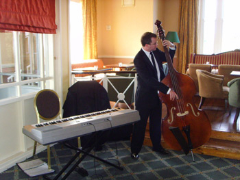 Ballykealey Manor Hotel Wedding Jazz, Rosslare Road, Ballon, Carlow, Ireland