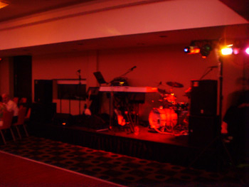Moyvalley jazz wedding