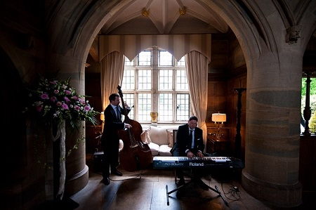 Jonathan and Charlie Jazz Waterford Castle