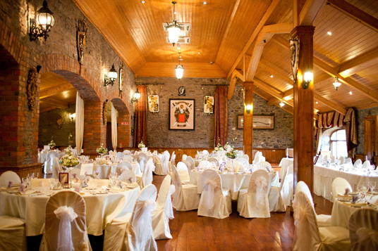 Darver Castle Wedding