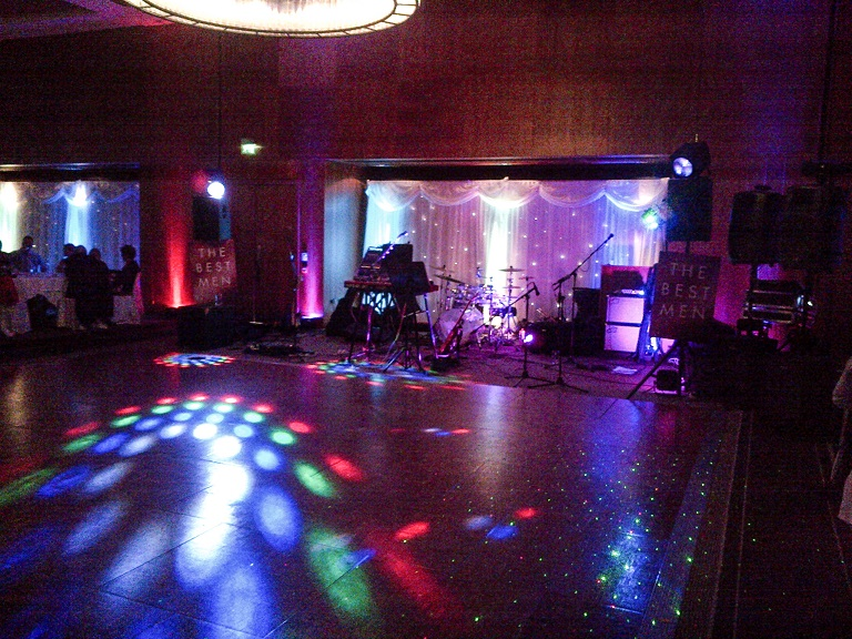 The Best Men 6-piece setup at Radisson Blu Farnham Estate, Co. Cavan.